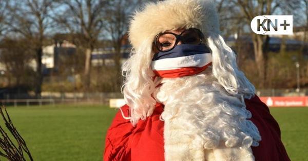 """Der Weihnachtsmann aus Lütjenburg: """"Weihnachten fällt auf keinen Fall aus"""""""