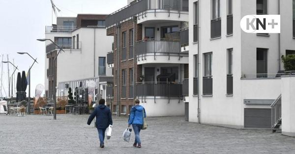Verbot von Ferienwohnungen an Eckernförder Hafenspitze gerät ins Stocken