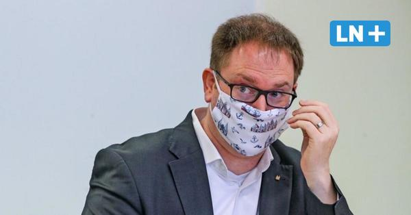 Corona-Lockdown: Bürgermeister Lindenau plant Ausgangssperre für Lübeck