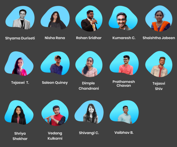 Some very important folks not in this but click to view the whole team!