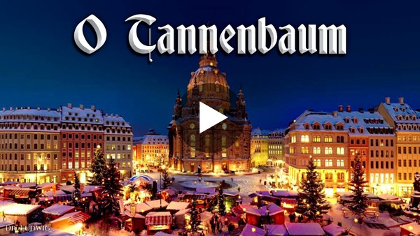 O Tannenbaum 🎄 [German Christmas song][+English translation]