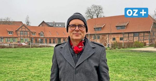 Wie Bauamtsleiter Norbert Sass das Gesicht Bad Doberans geprägt hat