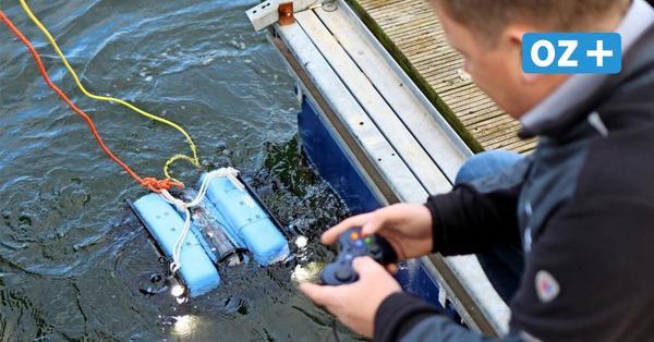 Testfelder für Roboter in der Ostsee: Darum haben Nienhäger erhebliche Bedenken