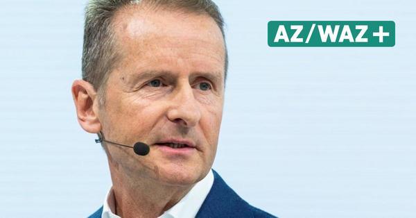 """""""Unterstützung"""" für Diess von VW-Aufsehern - aber Vertrag kein Thema"""
