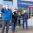 99 Prozent der Wolfsburger VW-Beschäftigten halten sich an die Maskenpflicht