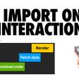 AddyOsmani.com - The Import On Interaction Pattern