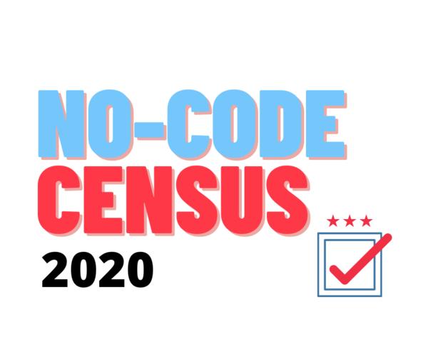 No Code Census 2020