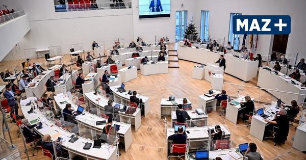 Landtag in Brandenburg kann Corona-Verordnung der Regierung jetzt zurückweisen