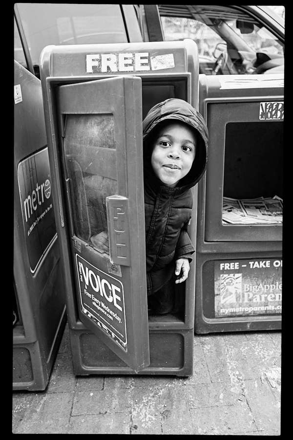 Free Voice, New York City, February 2017