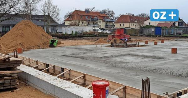 Neue Kita in Stralsund: Awo legt Grundstein für Kindercampus