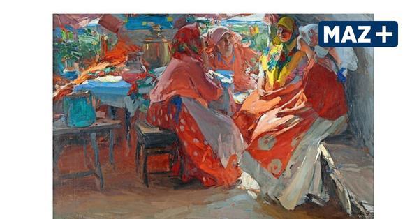 Die russischen Impressionisten im Museum Barberini in Potsdam sind jetzt online zu sehen