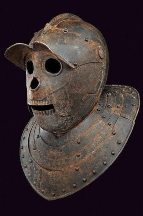 Ein italienischer Savoyard-style Burgonet-Helm aus dem 17. Jahrhundert