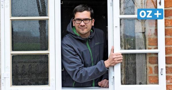 Vom Praktikanten zum Leiter: Als Olaf Both die Geschicke in Schönbergs Volkskundemuseum übernahm
