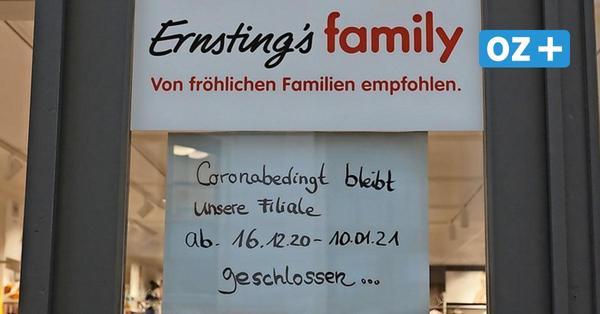 """Wismarer Einzelhändler vom Lockdown gefrustet: """"Ich bleibe auf Winterware sitzen!"""""""