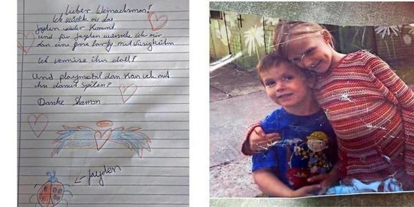 Warum uns dieser Herzenswunsch von Sharron (11) aus Wismar zu Tränen rührt