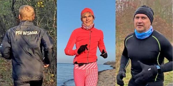 Weihnachtsaktion in Wismar: 7927 Kilometer für die Fitness und den guten Zweck