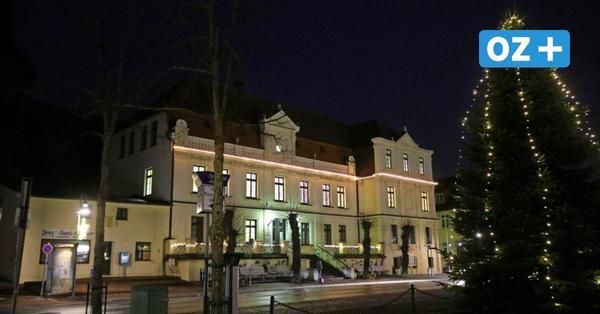 Beleuchtete Häuser: Die OZ sucht die schönste Winterdekoration in der Region Bad Doberan