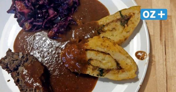 Linsenbraten statt Ente: Kochbuchautorin aus Wismar empfiehlt veganes Festessen