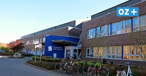 Corona: Krankenhaus Bad Doberan verhängt Besuchsverbot
