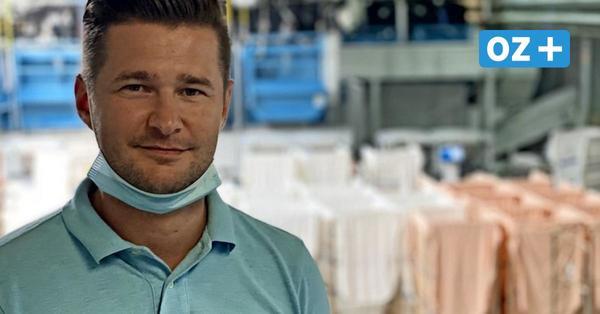 Wäscherei in Grimmen: Hoffnung auf Weihnachtsgeschäft wie Seifenblase zerplatzt