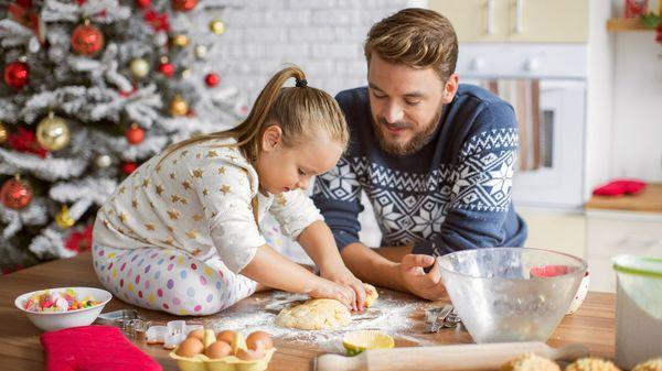 Wer bekommt den Heiligabend? Wenn getrennte Eltern Weihnachten feiern