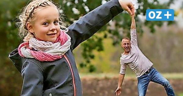 Alleinerziehend in Rostock: Wie dieser Papa mit seiner Tochter das Glück fand