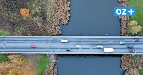 Marode Vorpommernbrücke in Rostock: Darauf müssen sich Autofahrer ab Mittwoch einstellen