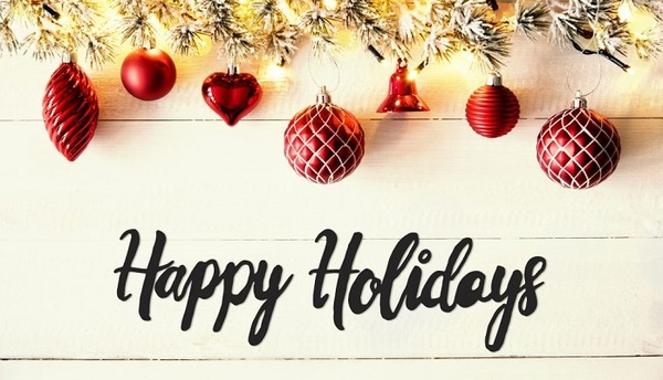 Happy Holidays from Assurity Group