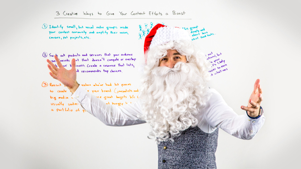 3 Creative Ways to Give Your Content Efforts a Boost — Best of Whiteboard Friday - Moz