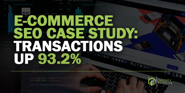 E-Commerce SEO Case Study – How to Increase Traffic, Transactions, and Revenue