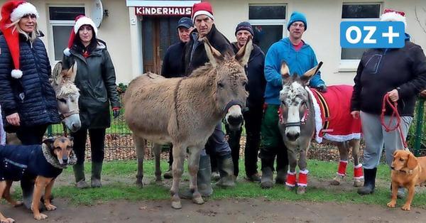 So feiert man Weihnachten auf dem Lottihof in Seefeld