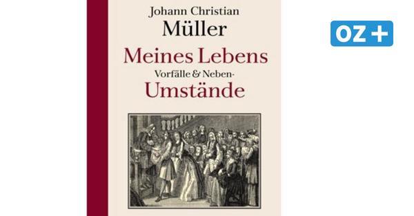 Autobiografie von Stralsunder Pastor Johann Christian Müller veröffentlicht
