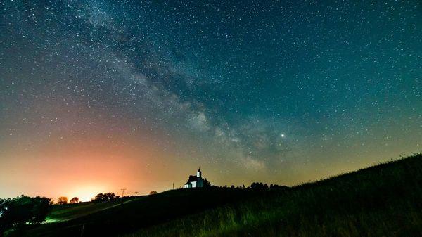 Sternenhimmel im Dezember: Weihnachtsstern am 21.12. sichtbar