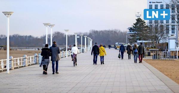 Keine Tagestouristen mehr in Travemünde erlaubt