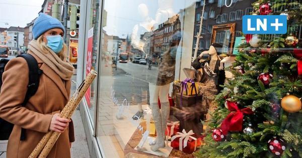 Harter Lockdown: Lübecker Geschäfte verkaufen Geschenke trotz Schließung