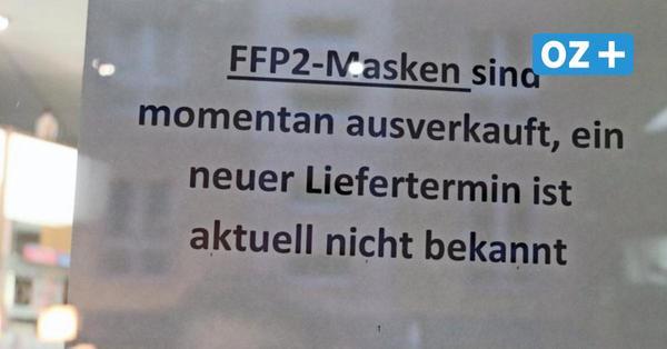 Masken-Chaos: Greifswalder müssen vorerst ohne FFP2-Schutzmasken auskommen