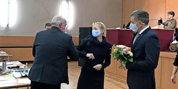 Haushalt für 2021 steht: Das wurde beim Kreistag Vorpommern-Rügen beschlossen