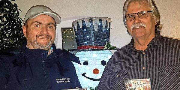 Barther bringen CD gegen Corona-Blues heraus: Musik gegen die trübe Weihnachtsstimmung