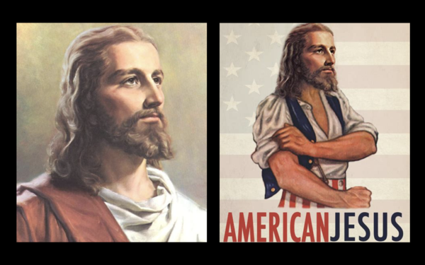 """What does the Jesus of the Gospels have to do with the """"American Jesus?"""""""