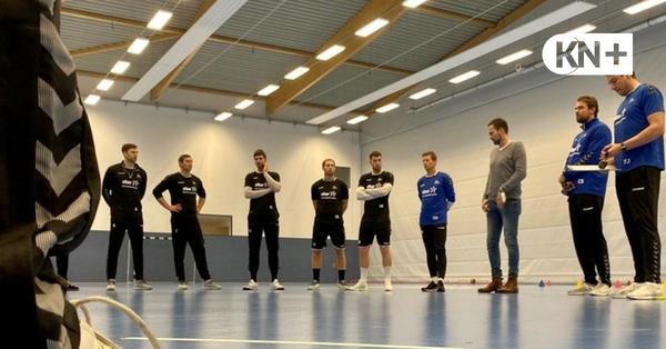 THW Kiel zurück im Mannschaftstraining
