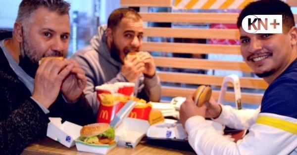 Dieser McDonalds hat geöffnet