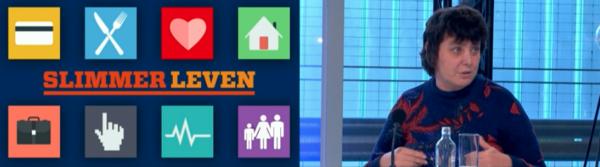 Slimmer Leven, met Liesbeth Van Impe, hoofdredacteur van Het Nieuwsblad.