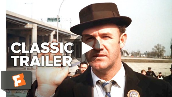 The French Connection (1971) Trailer #1   Movieclips Classic Trailers