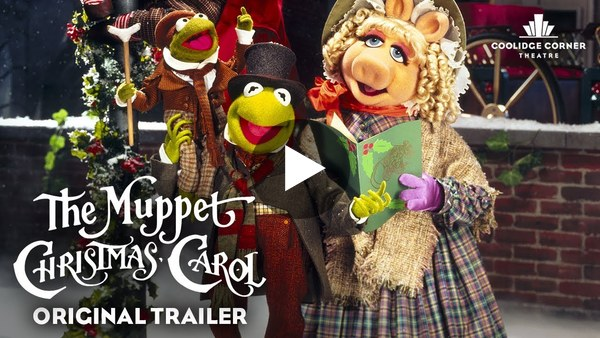 The Muppet Christmas Carol   Original Trailer [HD]   Coolidge Corner Theatre