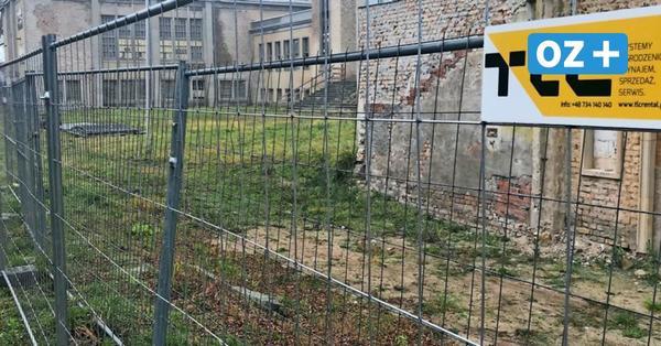 Kulturhaus Zinnowitz: Mysterium um Sanierung und einen zweiten Bauzaun