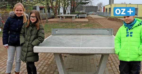 Rethwisch: Neues Spielgerät soll Motorik und Zusammenhalt fördern