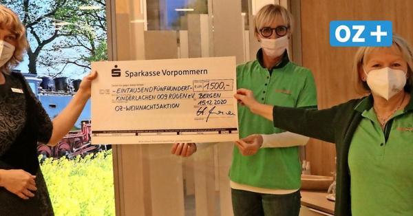 """Spendenaktion auf Rügen: """"Ich bin sprachlos über die große Spendenbereitschaft"""""""