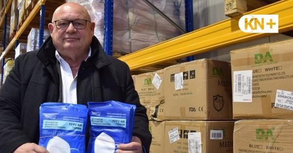 Kronshagener Maskenhändler kritisiert Apotheken