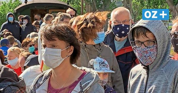 Rügen: Wo und zu welcher Uhrzeit die Maskenpflicht auf der Insel gilt