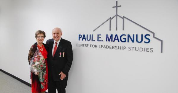Paul Magnus: Honouring a Fifty-year Legacy of Leadership